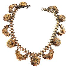 Early 1900s Victorian Revival necklace,  Fabulous
