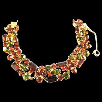 The Besy of Fall Juliana Autumn 5 Link Bracelet