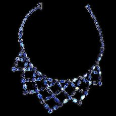 Exquisite Designer collar Vintage Necklace Must C