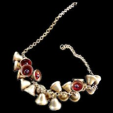 Jingle all the Way Vintage Jingle Bell Necklace