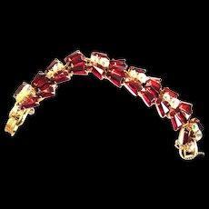 Juliana red Keystone Bracelet