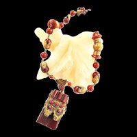 Breathtaking Austro Hungarian Early 1900s Necklace