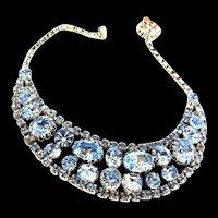 Fabulous Large Designer Vintage Collar