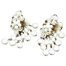 1940s Haskell Earrings