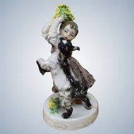 Meissen Sculpture Rare
