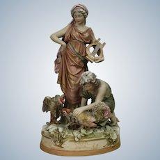 Ernst WAHLISS; Amphora Austria :