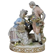 Meissen Sculpture