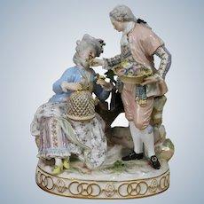 Meissen Sculpture