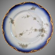"Rosenthal 19th Century Hand Painted 8"" Dessert/Salad Plates (5 total)"