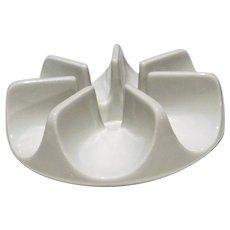 "Arzberg Cucina Tea Warmer Mid Century Porcelain 6"" Diameter Timeless"