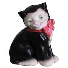 Handsome and Smug Hubley Iron Cat