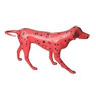 Whimsical Folk Art Dog, Life Size