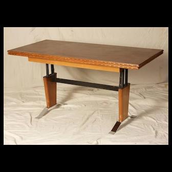 Metamorphic Table, 1940's Art Deco Style