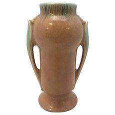 Roseville Pottery Orian Vase #733-6 c. 1935 FREE SHIPPING!