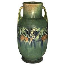 Roseville Pottery Baneda 594-9 Vase c. 1930s FREE SHIPPING!