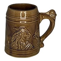 Old Sleepy Eye Western Stoneware Co. Mug FREE SHIPPING!