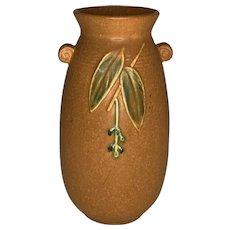 Weller Pottery Cornish Vase c. 1933
