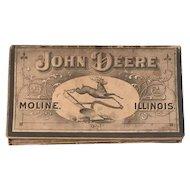 John Deere 1903 Farmers Pocket Companion Moline Illinois John Deere Plow Co. Kansas City, Mo. Denver, Colo. FREE SHIPPING!