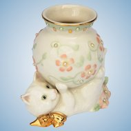 Lenox Petals and Pearls Kitty