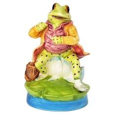 Beatrix Potter's Jeremy Fisher Frog