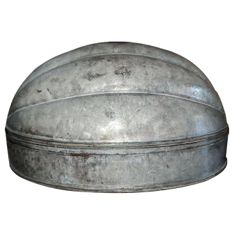 19th Century Metal Cooking Mold