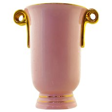 Belgian Mid Century Vase by Boch Keramis
