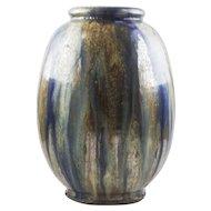 Art Deco vase by Roger Guerin