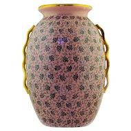 Belgian Mid Century Vase by Boch Keramis Raymond Chevalier