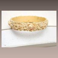 Molded Cellulloid Bracelet