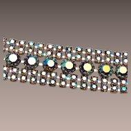 AB Rhinestone Bracelet - Gorgeous!