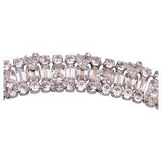 Eisenberg Rhinestone Bracelet