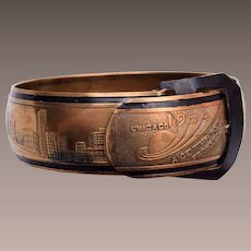 Chicago 1934 Century of Progress Bracelet