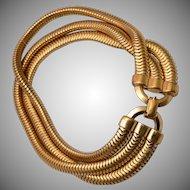 3 Rope Chain Bracelet