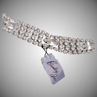 Eisenberg Ice Rhinestone Bracelet