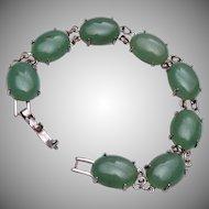 Jade Bracelet - 8 Segments