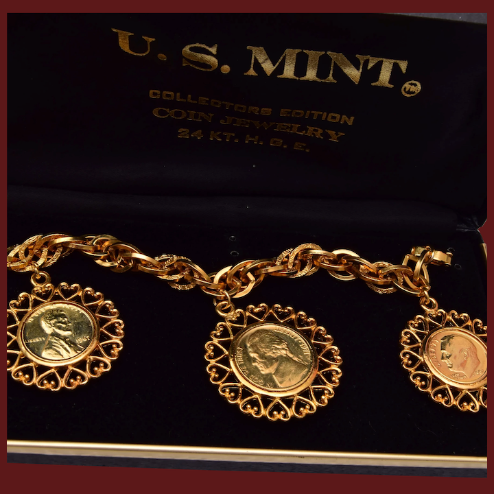 22+ Us mint collectors edition coin jewelry ideas