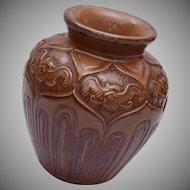 Outstanding Japanese Studio Pottery Vase