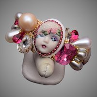 Wendy Gell Cuff Bracelet