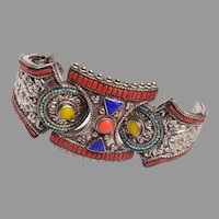 Nepal Tribal Ethnic Tibet Bracelet