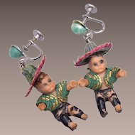 Mexican Baby Doll Earrings – Fabulous Design!