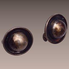 835 Silver Earrings
