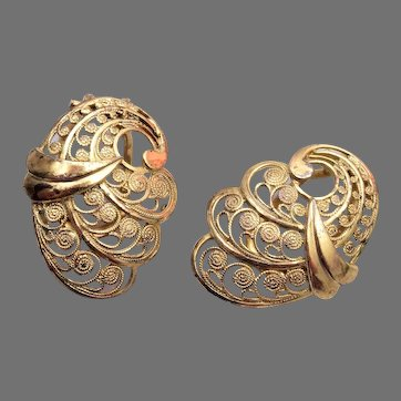 Sterling Germany Earrings