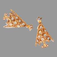 Mylu Christmas Tree Earrings