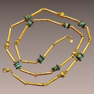 Jean-Louis Scherrer Long Necklace