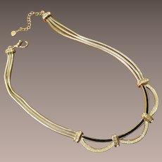 Stunning Henkel Grosse Necklace