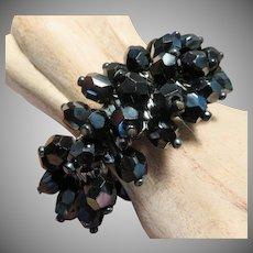 Vintage Black Cha Cha Expandable Bracelet