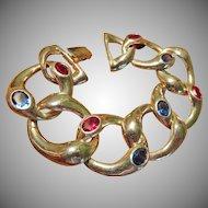 Large Links bracelet