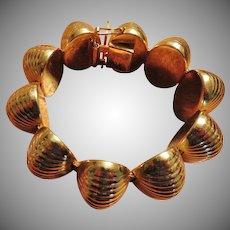 Henkel Grosse 1967 Chunky Heavy Bracelet