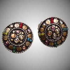 Chico's Brass Earrings