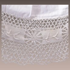 Round Lace Table Cloth